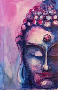 Buddha Painting - Buddha Lila 05032021